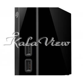 هارد اکسترنال لوازم جانبی سیگیت Backup Plus Hub Desktop External Hard Disk 4TB