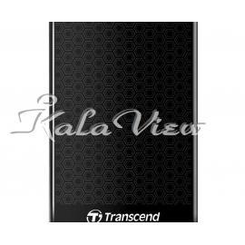 هارد اکسترنال لوازم جانبی ترنسند StoreJet 25A3 USB 3 0 Portable Hard Drive 1TB