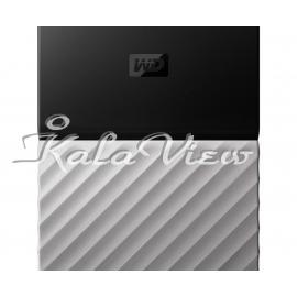 هارد اکسترنال لوازم جانبی وسترن Digital My Passport Ultra WDBFKT0030BGY 3TB