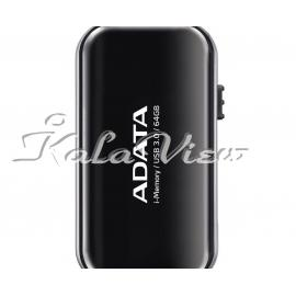 فلش مموری لوازم جانبی Adata i Memory UE710  64GB