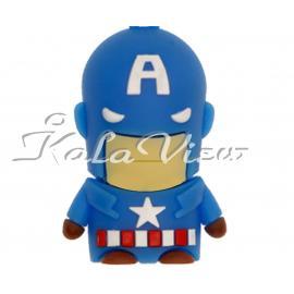 فلش مموری لوازم جانبی Captain America  8GB