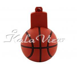 فلش مموري طرح توپ بسکتبال مدل Ultita Bb01 ظرفيت 16 گيگابايت