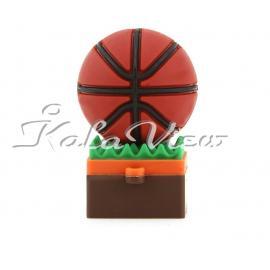 فلش مموري طرح توپ بسکتبال مدل Ultita Bb02 ظرفيت 16 گيگابايت