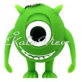 فلش مموري طرح عروسکي Monster ظرفيت 32 گيگابايت