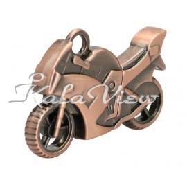 فلش مموري طرح موتورسيکلت کد 110 ظرفيت 32 گيگابايت