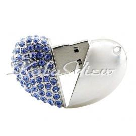 فلش مموري مدل Heart6004 ظرفيت 32 گيگابايت