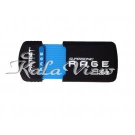 فلش مموری لوازم جانبی پاتریوت Supersonic Rage Series USB 3 0 128 GB