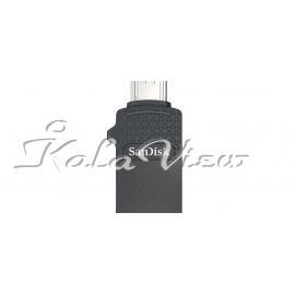 Sandisk Dual Drive Otg Flash Memory 16Gb
