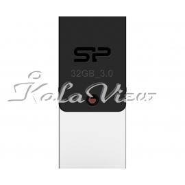 فلش مموری لوازم جانبی سیلیکون Power X31 OTG  32GB