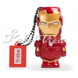 فلش مموری لوازم جانبی Tribe Marvel Iron Man 16GB
