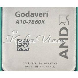 سی پی یو کامپیوتر AMD Godavari A10 7860K
