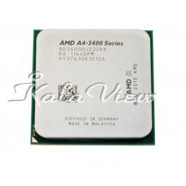 سی پی یو کامپیوتر AMD A4 3400