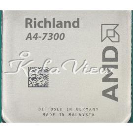 سی پی یو کامپیوتر AMD Richland A4 7300