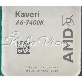 سی پی یو کامپیوتر AMD Kaveri A6 7400K