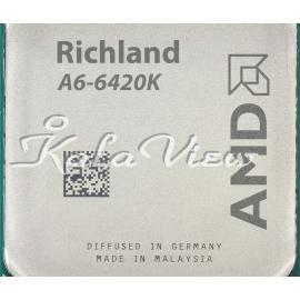 سی پی یو کامپیوتر AMD Richland A6 6420K