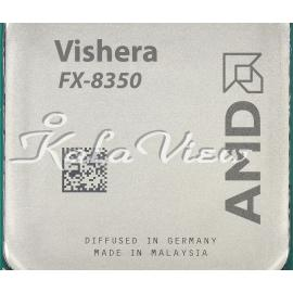 سی پی یو کامپیوتر AMD Vishera FX 8350