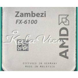 سی پی یو کامپیوتر AMD Zambezi FX 6100