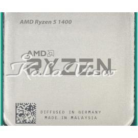 سی پی یو کامپیوتر AMD Ryzen 5 1400