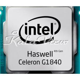 سی پی یو کامپیوتر اینتل Haswell Celeron G1840