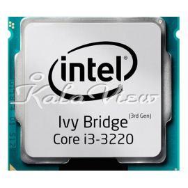 پردازنده مرکزي اينتل سري Ivy Bridge مدل Core I3 3220