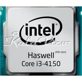 سی پی یو کامپیوتر اینتل Haswell Core i3 4150