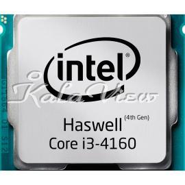 سی پی یو کامپیوتر اینتل Haswell Core i3 4160