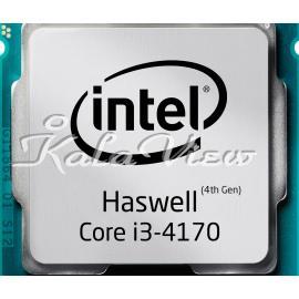 سی پی یو کامپیوتر اینتل Haswell Core i3 4170