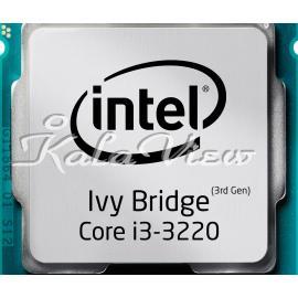 سی پی یو کامپیوتر اینتل Ivy Bridge Core i3 3220