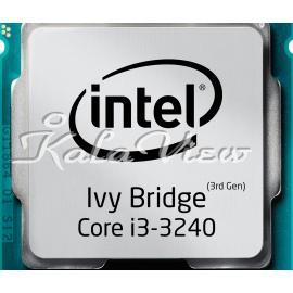 سی پی یو کامپیوتر اینتل Ivy Bridge Core i3 3240