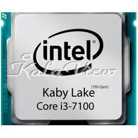 سی پی یو کامپیوتر اینتل Kaby Lake Core i3 7100