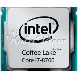 سی پی یو کامپیوتر اینتل Coffee Lake Core i7 8700