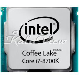سی پی یو کامپیوتر اینتل Coffee Lake Core i7 8700K
