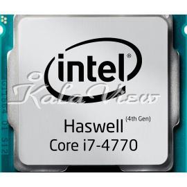 سی پی یو کامپیوتر اینتل Haswell Core i7 4770