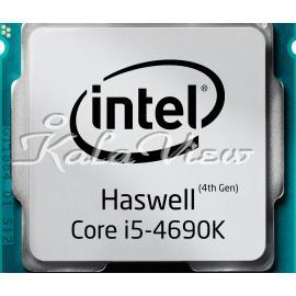 سی پی یو کامپیوتر اینتل Haswell Core i5 4690K
