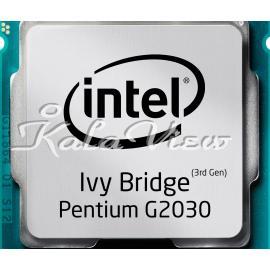 سی پی یو کامپیوتر اینتل Ivy Bridge Pentium G2030