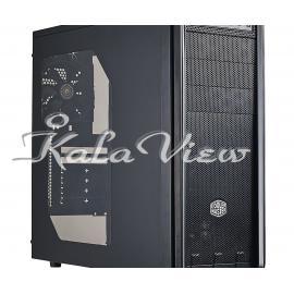 کیس کامپیوتر کولر مستر Cm 590 Iii Black Edition