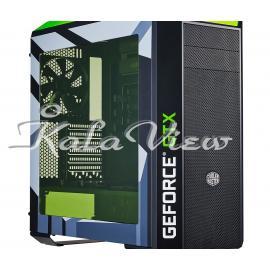 کیس کامپیوتر کولر مستر Master Master Pro 5 Nvidia Edition Computer