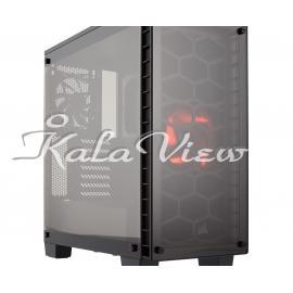 کیس کامپیوتر Corsair Crystal 460X Computer