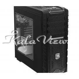 کیس کامپیوتر گرین x3+ viper Computer