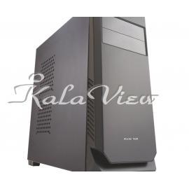 کیس کامپیوتر گرین ALPHA FLAT METAL Computer