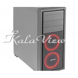 کیس کامپیوتر گرین ATIS MESH FLAT METAL Computer