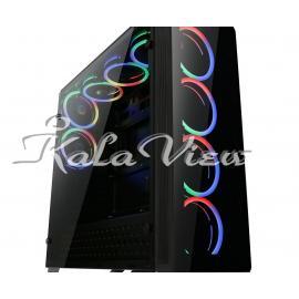 کیس کامپیوتر ترمال تک T500 Gaming Computer
