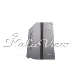 کیس کامپیوتر Master Tech Arka Metal Flat