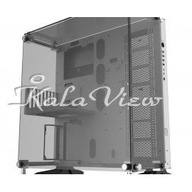 کیس کامپیوتر ترمال تک Core P5 Tempered Glass Snow Edition Computer