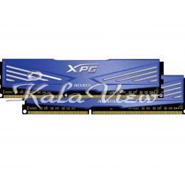 رم کامپیوتر Adata XPG V1 DDR3 1600MHz CL11 Dual Channel Desktop RAM  16GB