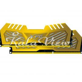 رم کامپیوتر Adata XPG V2 DDR3 2400MHz CL11 Dual Channel Desktop RAM  16GB