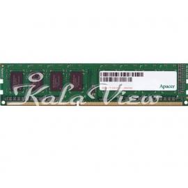 رم کامپیوتر Apacer UNB PC3 12800 CL11 4GB DDR3 1600MHz U DIMM RAM