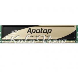 رم کامپیوتر Apotop 240 pin 2GB DDR3 1333MHz CL9 DIMM RAM