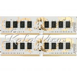 رم کامپیوتر Geil Dragon Ram DDR4 2400Mhz CL14 Dual Channel Desktop RAM  8GB