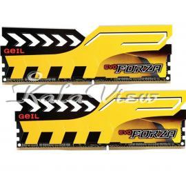 رم کامپیوتر Geil Evo Forza DDR4 2400MHz CL16 Dual Channel Desktop RAM  16GB